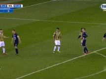 Vitesse 0:1 Willem II
