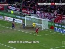 Kaiserslautern 0:1 TSV 1860 Monachium