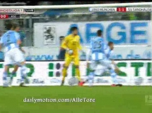TSV 1860 Monachium 3:2 SV Sandhausen