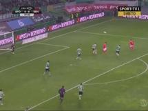 Sporting Lizbona 0:1 Benfica Lizbona
