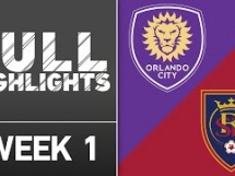 Orlando City 2:2 Real Salt Lake