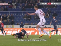 Arminia Bielefeld 0:4 FC Nurnberg