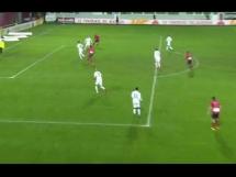 Gazelec Ajaccio 1:0 Caen