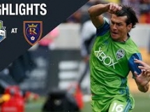 Real Salt Lake 2:1 Seattle Sounders