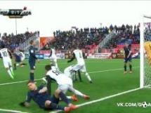 Mordovia Saransk 0:1 FK Krasnodar