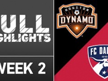 Houston Dynamo 5:0 FC Dallas