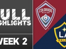 Colorado Rapids 1:0 Los Angeles Galaxy