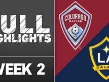 Colorado Rapids 1:0 Los Angeles Galaxy