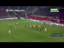 Stade Rennes 2:2 Olympique Lyon