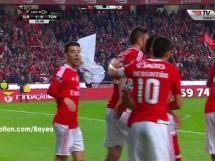 Benfica Lizbona 4:1 Tondela