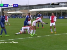 Chelsea Londyn U19 1:0 Ajax Amsterdam U19