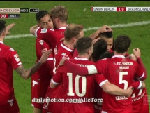 Union Berlin 3:1 Eintracht Brunszwik