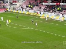 SV Sandhausen 0:2 Fc St. Pauli