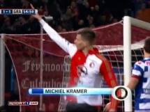 Feyenoord 3:1 De Graafschap
