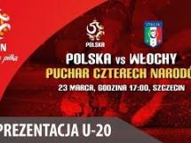 Polska U20 0:3 Włochy U20