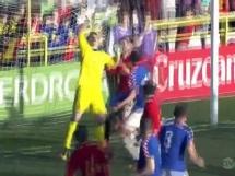 Hiszpania U21 0:3 Chorwacja U21