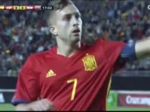 Hiszpania U21 1:0 Norwegia U21