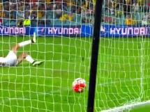 Australia 5:1 Jordania
