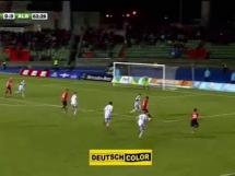 Luksemburg 0:2 Albania