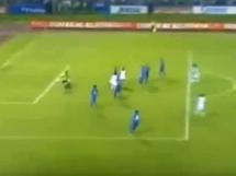Honduras 2:0 Salwador