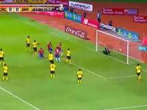 Kostaryka 3:0 Jamajka