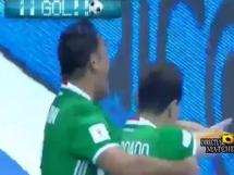 Meksyk 2:0 Kanada