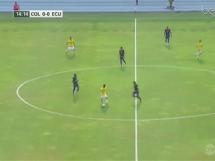 Kolumbia 3:1 Ekwador