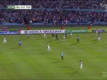 Urugwaj 1:0 Peru