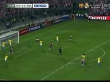 Paragwaj 2:2 Brazylia