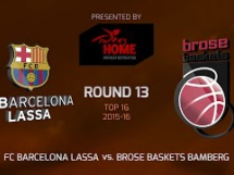 Regal Barcelona 75:57 Brose Baskets