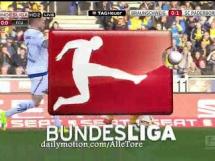 Eintracht Brunszwik 2:1 Paderborn