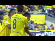 Las Palmas 2:1 Valencia CF