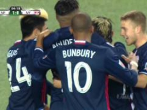 New England Revolution 1:0 New York Red Bulls