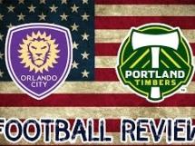 Orlando City 4:1 Portland Timbers