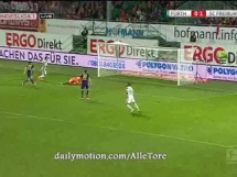 Greuther Furth 2:3 Freiburg
