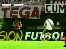 River Plate 6:0 The Strongest