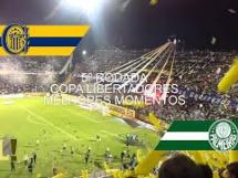 Rosario Central 3:3 Palmeiras