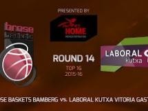 Brose Baskets 89:69 Laboral Kutxa