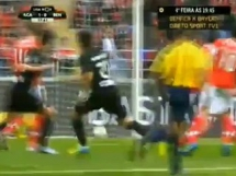 Academica 1:2 Benfica Lizbona