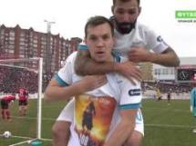Amkar Perm 0:2 Zenit St. Petersburg