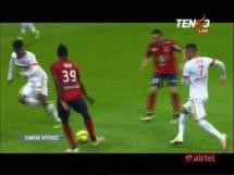 Lille 4:1 AS Monaco