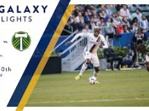 Los Angeles Galaxy 1:1 Portland Timbers