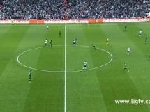 Besiktas Stambuł 3:2 Bursaspor