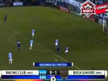 Racing Club 0:1 Boca Juniors