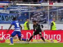 MSV Duisburg 2:1 TSV 1860 Monachium