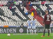Karlsruher 2:1 FC Nurnberg
