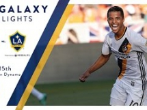 Houston Dynamo 1:4 Los Angeles Galaxy