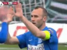 Astra Giurgiu 2:0 Steaua Bukareszt