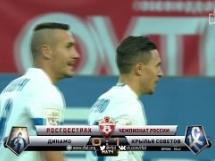 Dynamo Moskwa 0:1 Krylja Sowietow Samara