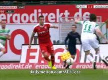 Greuther Furth 3:1 Fortuna Düsseldorf